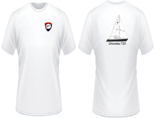 Columbia T23 Sailboat T-Shirt