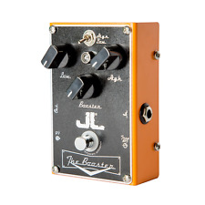THE BOOSTER - GUITAR EFFECT PEDAL - HAND BUILT PEDAL - 2 YEARS WARRANTY