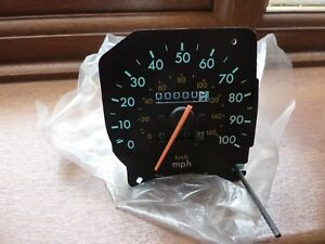 TRIUMPH ACCLAIM Speedometer.  New Old Stock.