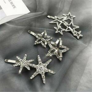 Women-Charm-Star-Crystal-Hair-Clip-Barrette-Stick-Hairpin-Hair-Accessories-Gifts