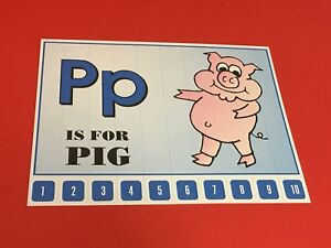 Letter-P-Pig-Number-Sequencing-Puzzle-numbers-1-10-Laminated
