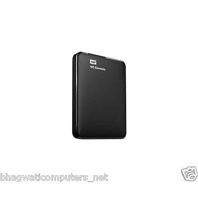 WD Elements 1TB Portable Hard Drive ( WDBUZG0010BBK )