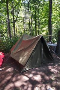 Canadian-Military-4-Man-2-Man-RECCE-Tent-Surplus-Camping