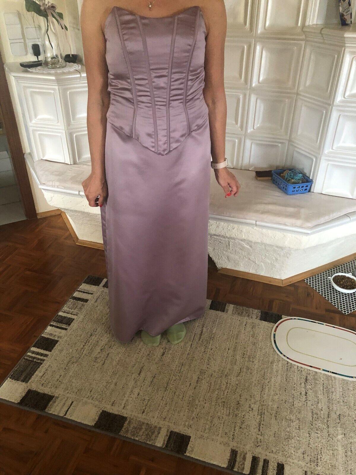 Hofstaatskleid Schützenfestkleid Gr. 36 lavendel