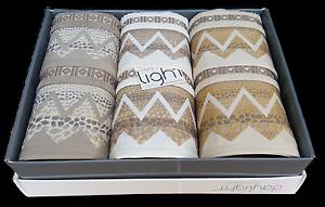 Daylight-Set-Sponge-Towel-3-Face-3-Ospiti-Chevron-MU0314-Cotton