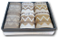 Daylight-Set-Sponge-Towel-3-Face-3-Ospiti-Chevron-MU0314-Cotton thumbnail 1