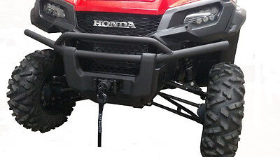 KFI Honda Pioneer 1000 and 1000-5 Winch Mount #101285 Mounting Plate
