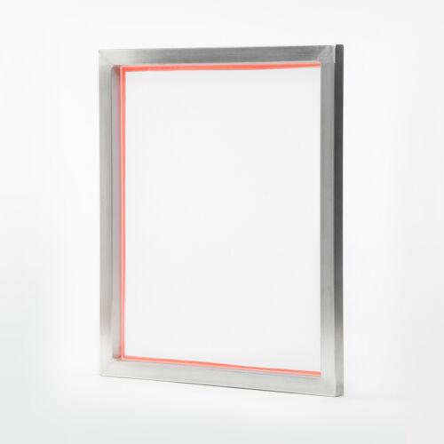 4x 61T Siebdruckrahmen 61x51cm A3+Siebdruck Textildruck bespannter Rahmen