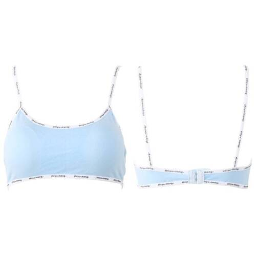 Girls Teenage Training Bra Kids Breathable Soft Cotton Underwear Tops Clothing