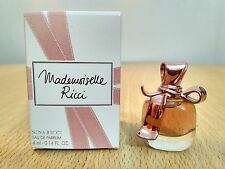 Mademoiselle Ricci Nina Ricci for women MINI MINIATURE PERFUME FRAGRANCE New