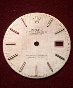 Rolex-16013-16233-silver-Dial-100-authentic
