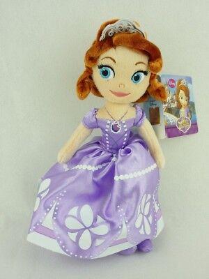 Disney Sofia die Erste 20.3cm Weich Plüsch Sammlerstück Charakter Puppe