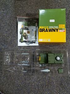 BADCUBE Brawny old timers series Transformers Masterpiece Brawn 3rd Party MP G1
