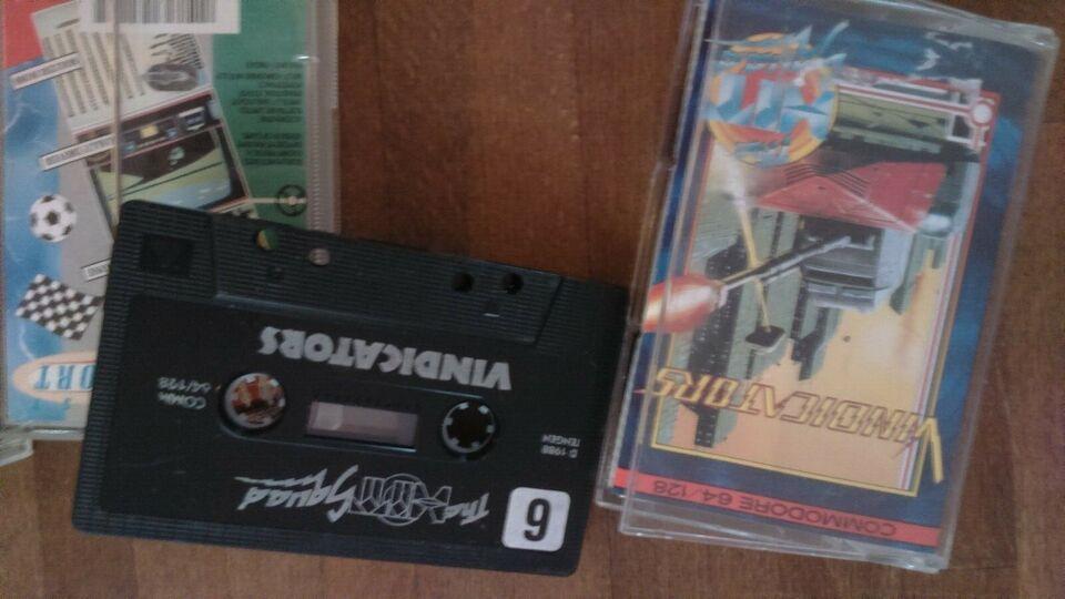 Flere spil C64/128, Commodore 64/128