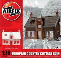 Airfix A75004 1/76 Resin European Country Cottage Ruin