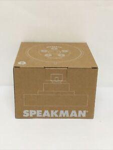 SPEAKMAN S-3010-BN Anystream 360* Spray SHOWER HEAD BRUSHED NICKEL