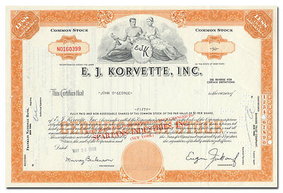 Inc Stock Certificate Early Discount Store Spartans Industries