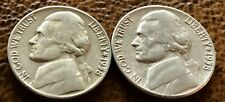 1958 D Jefferson Nickel Circulated