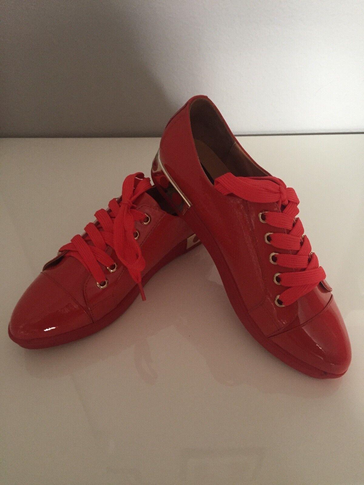 New Unique I love Fashion Scarpe da Ginnastica Rosso Size 6