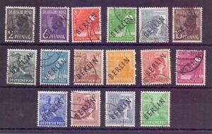 Berlin-1948-Schwarzaufdruck-MiNr-1-16-gestempelt-Michel-355-00-520