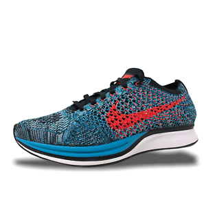 Nike-Flyknit-Racer-Neo-Turquoise-Bright-Crimson-Mens-Running-Shoes-526628-404