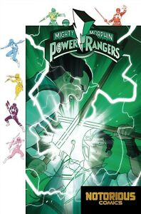 Mighty Morphin Power Rangers #27 Subscription Variant Boom EXCELSIOR BIN