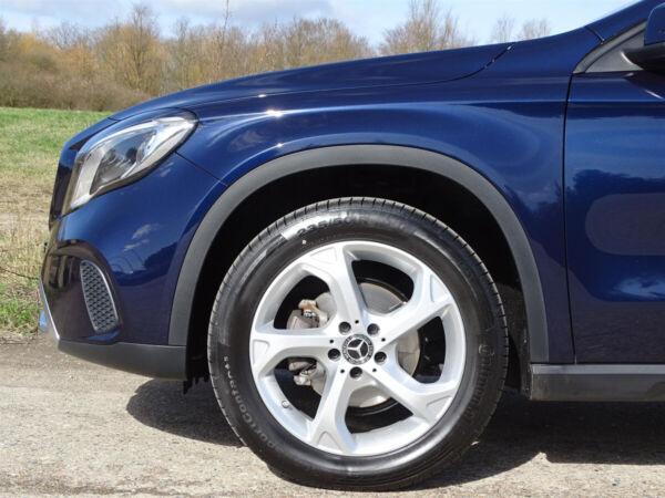 Mercedes GLA200 1,6  - billede 2