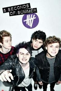 5 Seconds of Summer : Single Cover - Maxi Poster 61cm x 91.5cm new and sealed