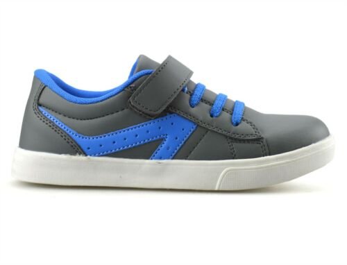 Garçons Enfants Casual Touch Strap Summer Sports Running Baskets Chaussures Taille