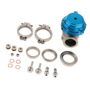 Adattabile-Wastegate-Esterno-38mm-Alluminio-Universale