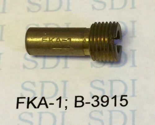 Bijur Units FKA-1; B-3915