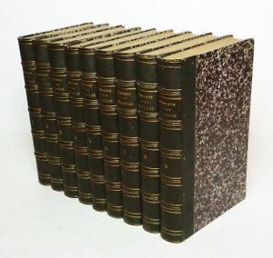 Memoires-il-duca-di-Ragusa-9-volumi
