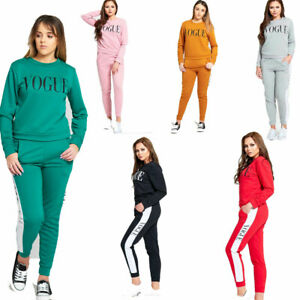 JUSTYOUROUTFIT-Womens-VOGUE-Print-Tracksuit