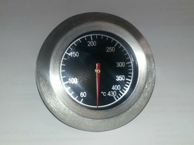 Pizza - Bread Oven Thermometer 430 C (Forno-di-Bosco)