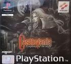 Castlevania: Symphony of the Night (Sony PlayStation 1, 1997) - European Version