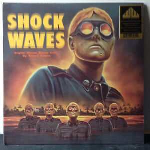 039-SHOCK-WAVES-039-Soundtrack-Ltd-Edition-Gatefold-SEAFOAM-GREEN-Vinyl-LP-NEW-SEALED
