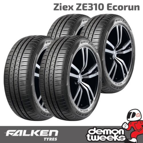 1955516 XL FALKEN ZIEX ZE310 Ecorun Performance Pneus 4 X 195//55//16 91 V