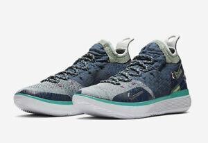 économiser 13801 b7e8a Details about Nike ZOOM KD 11 BHM BQ6245-400 'BLACK HISTORY MONTH' Blue  Void sz 10, 11
