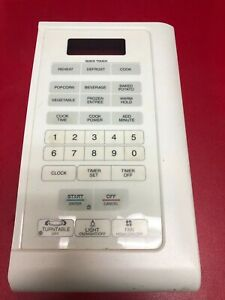 Whirlpool Roper Microwave Oven Control