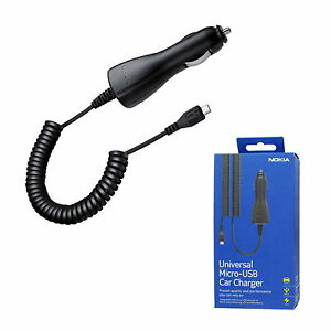 Genuine-Nokia-DC-15-750mAh-Car-Charger-Micro-USB-for-Nokia-Asha-amp-Lumia-Phones