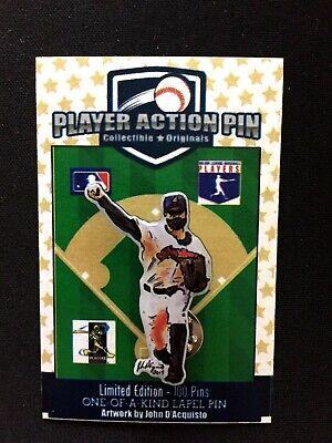 Weitere Ballsportarten Sport Mutig Cleveland Indians Corey Kluber Trikot Revers Pin-classic Collectible-fan Favorit GläNzend