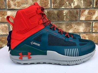 37 New Men/'s Under Armour Verge 2.0 Mid Gore Tex Hiking Boots 11 12 3000302 300