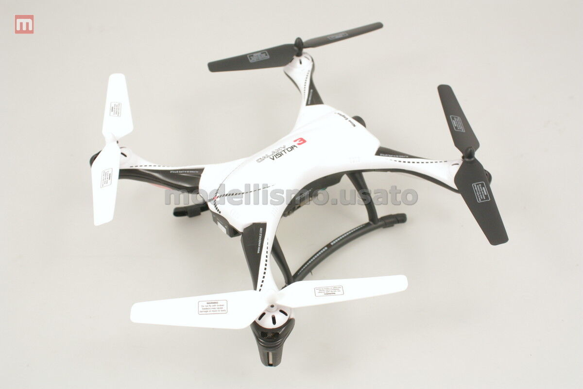 Nine Eagles NE201690 Galaxy Visitor 3 Quadricottero RTF modellismo
