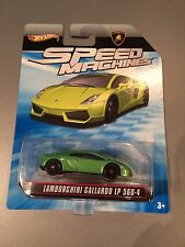 Hot Wheels Speed Machines Lamborghini Gallardo LP 560-4 (T09)