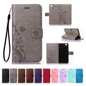 For-Sony-Xperia-Z3-Z5-E5-X-XA-XA1-XZ-XZ1-Leather-Magnetic-Flip-Wallet-Case-Cover