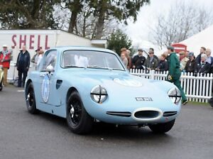 SEBRING-SPEEDWELL-SPRITE-RACE-DOOR-MIRROR-HISTORIC-COMPETITION-STYLE-STAINLESS