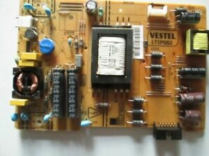 Power Supply Board for 17IPS62 - 23321189 for LUXOR LUX0132006/01 / DLED32165HD