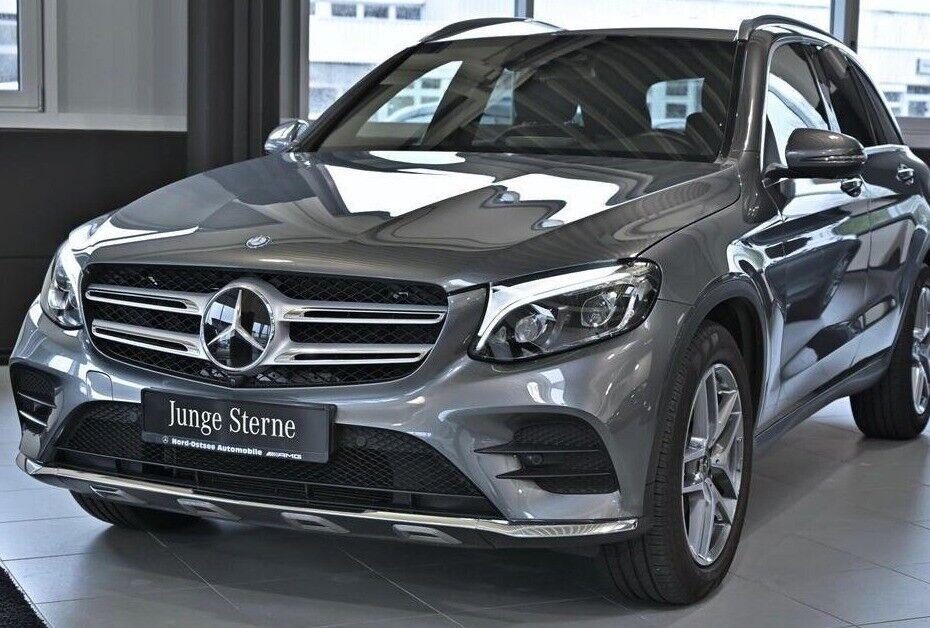 Mercedes GLC250 d 2,2 AMG Line aut. 4-M 5d - 3.495 kr.