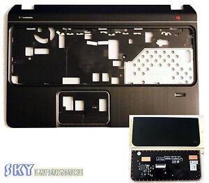 NEW-HP-Envy-DV6-7000-Upper-Top-Case-PALMREST-Touchpad-682101-001-708033-001