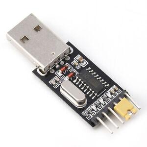 USB-to-TTL-CH340G-Converter-Module-Adapter-STC-Dowanloader-Programmer-3-3V-5V